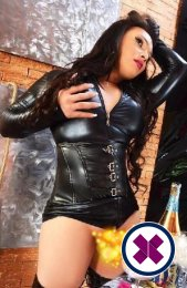 Gabriella Duque TS is a hot and horny Colombian Escort from Oslo