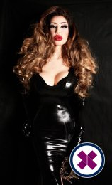 Mistress Eve is a hot and horny British Escort from London