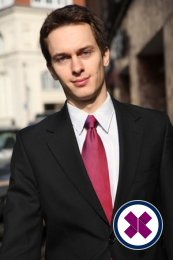 Book a meeting with Alexander in London today
