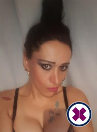 TS Gyna is a sexy South American Escort in London