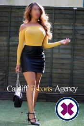 Meet the beautiful Nicole in Cardiff  with just one phone call