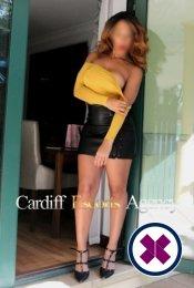 Nicole is a sexy British Escort in Cardiff