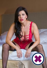 Alexia is a sexy Colombian Escort in London