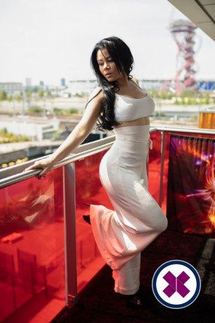 Alina is a super sexy Brazilian Escort in London