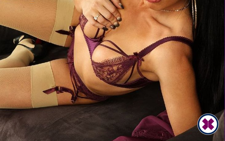Emily Wade is a high class British Escort Manchester