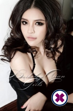 Hertha is a hot and horny Chinese Escort from Westminster