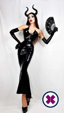 Mistress Eve is a super sexy British Escort in London