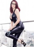 Annabella - an agency escort in London