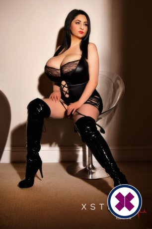 Amisha is a hot and horny Romanian Escort from London