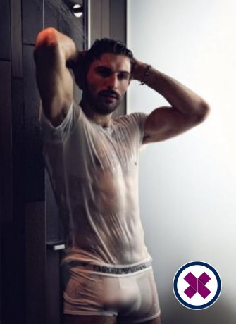Claudio is a hot and horny Italian Escort from Westminster