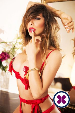 Meet the beautiful TS Victoria Keller  in London  with just one phone call