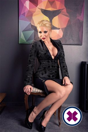 Eva is a sexy Hungarian Escort in London