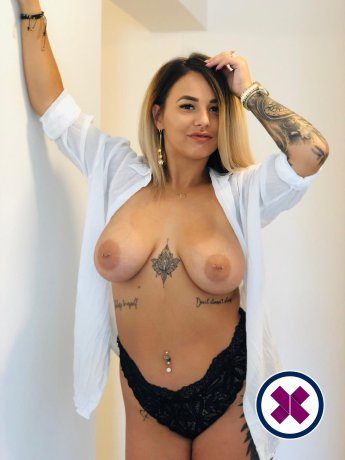 Merve is een hoogwaardige German Escort Stockholm