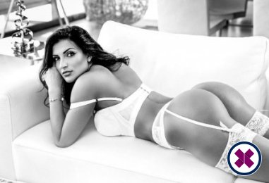 Book a meeting with Amina in London today
