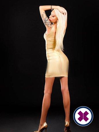 Marilyn Seniorita is a hot and horny Polish Escort from London