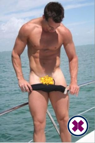 Adonis is a hot and horny Greek Escort from London
