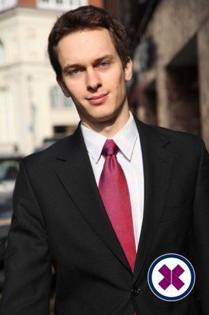 Alexander ist eine super sexy Belarusian Escort in Westminster