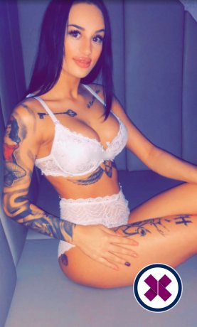 Alice is a super sexy English Escort in Stockholm