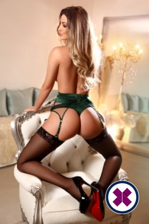 Agata is a super sexy Czech Escort in London