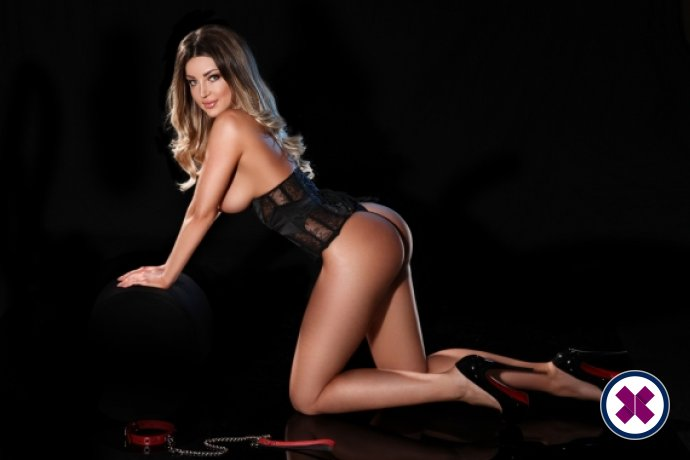 Agata is a sexy Czech Escort in London
