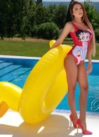 Anabella, an escort from Butterfly Touch