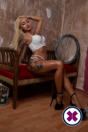 Eveline  är en sexig Bulgarian Escort i Linköping