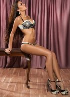 Stephanie - an agency escort in London