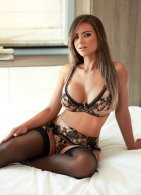 Agatha - an agency escort in London