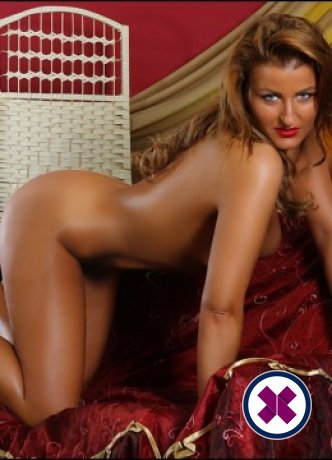 Anna The One is a sexy Czech Escort in Westminster