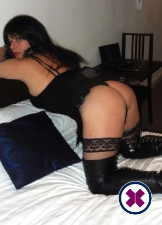 TV Mistress Linda is a sexy Brazilian Escort in London