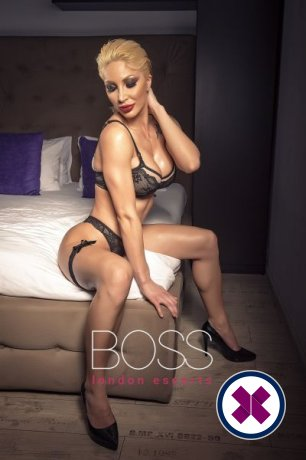 Eva is a high class Polish Escort London