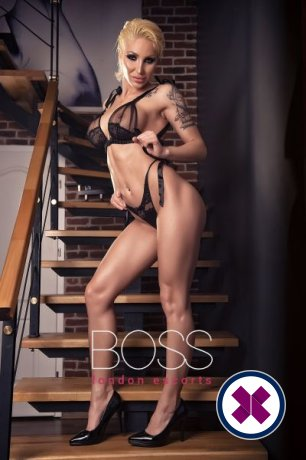 Eva is a hot and horny Polish Escort from London
