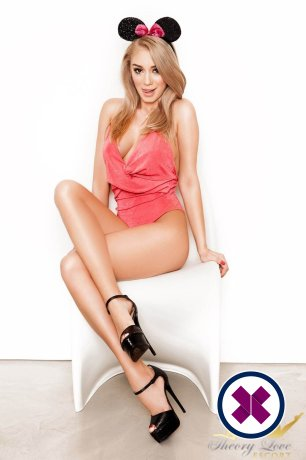 April is a hot and horny English Escort from Westminster
