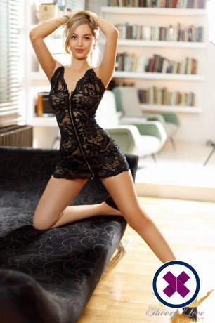 Milena is a high class English Escort Westminster