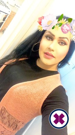 You will be in heaven when you meet Princess Khan Massage TS, one of the massage providers in Birmingham