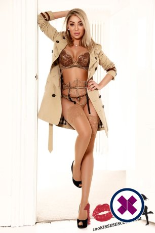 April is a very popular Romanian Escort in Westminster