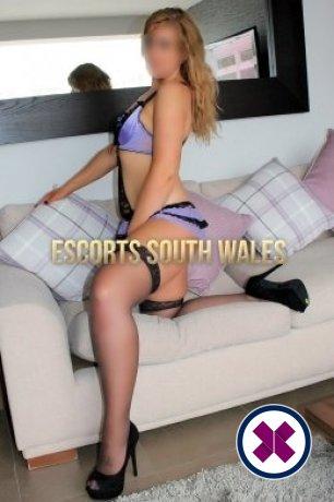 Elle is a high class English Escort Cardiff