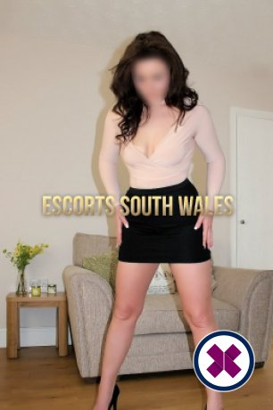 Veronica is a sexy British Escort in Cardiff