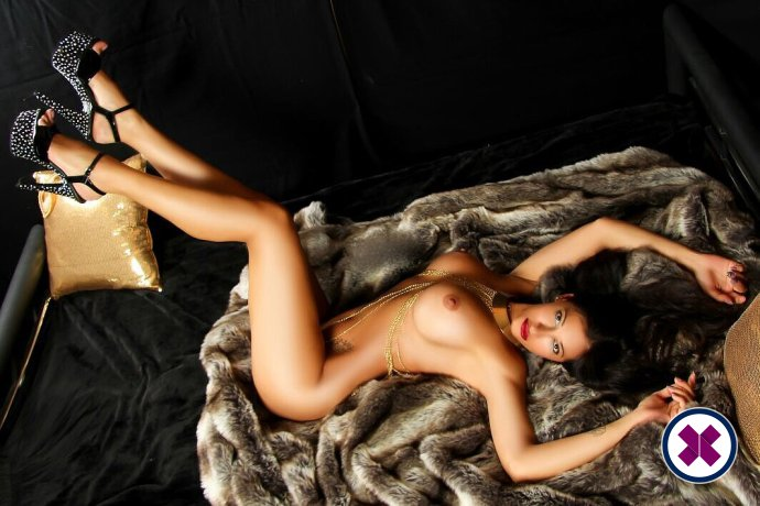 Vicky is a sexy Spanish Escort in Stockholm