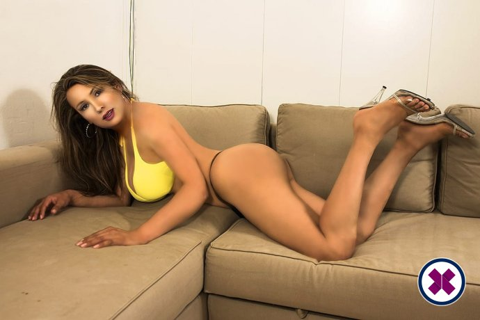 Sexy Eva TS is a super sexy Spanish Escort in Malmö