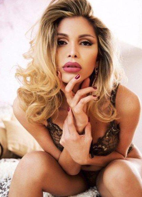TS Amanda Lima - an agency escort in London