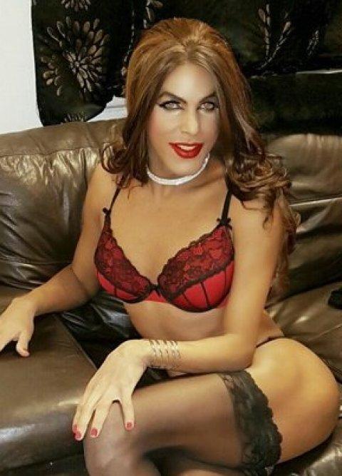 TV Keyla Dior - an agency escort in London